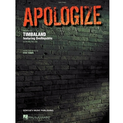 Apologize Easy Piano Sheet