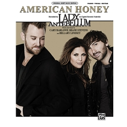 American Honey Piano/Vocal/Chords