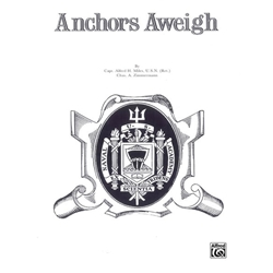 Anchors Aweigh Piano/Vocal/Chords
