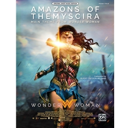 Amazons of Themyscira Piano Solo PS