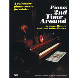 Bastien Piano: Second Time Around