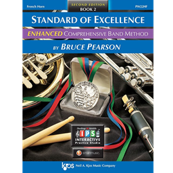 Standard of Excellence ENHANCED Book 2 - French Horn