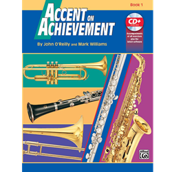Accent on Achievement Book 1 - Bassoon
