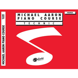 Aaron Piano Course Technic Primer