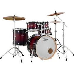 Drum Set 5 PC Decade Maple Set with Hardware