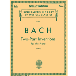 15 Two-Part Inventions (Czerny)