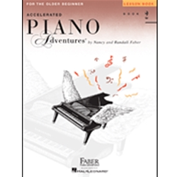 Accelerated Piano Adventures Lesson 2