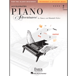 Accelerated Piano Adventures Technique / Artistry 2